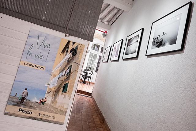Vive la vie ! s'expose à Arles, à La Place des photographes, du 1er au 30 octobre 2021