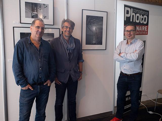 """Jordy Grosborne, lauréat du projet """"Vive la vie !"""", catégorie Noir et blanc"""
