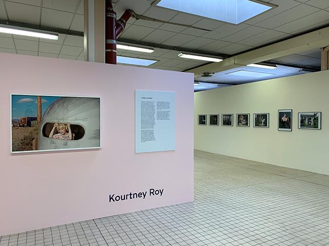 Kourtney Roy au Festival du Regard 2021
