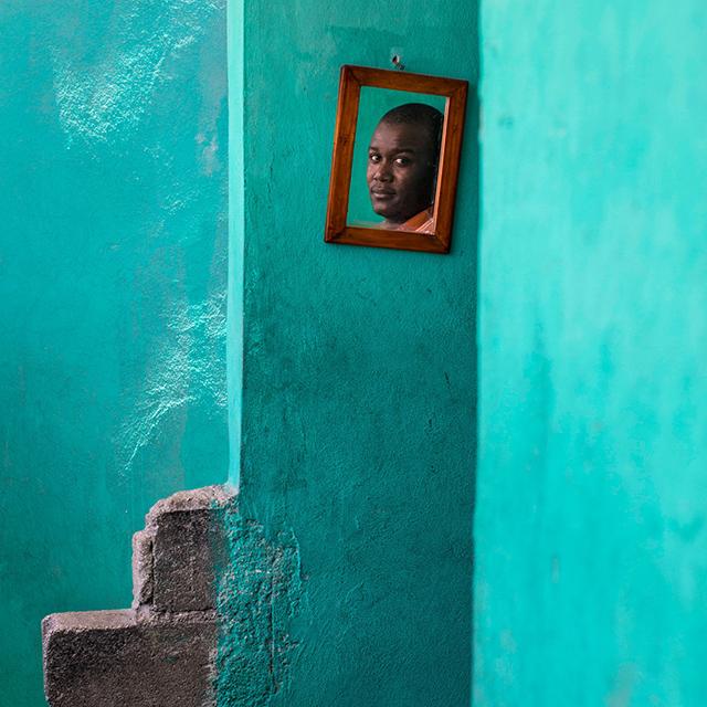 Photographie lauréate dans la catégorie Portrait - © Corentin Fohlen
