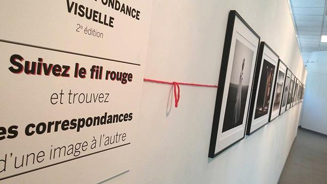 La Correspondance Visuelle 2e édition © La Fontaine Obscure - Tous droits réservés