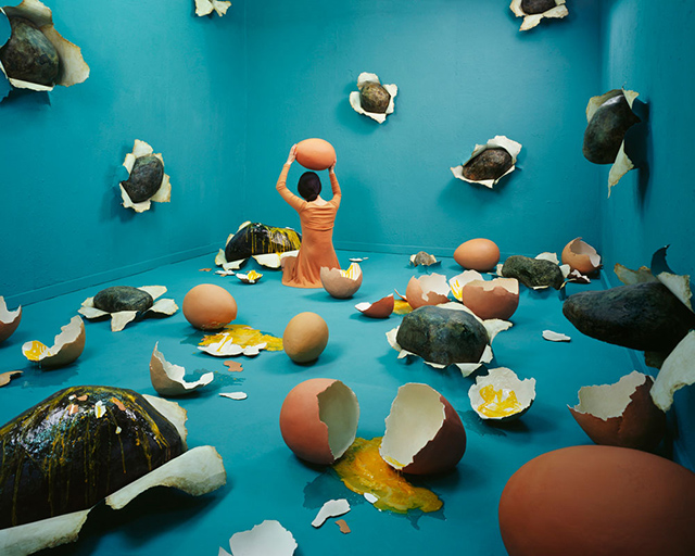 Les réflexions à six faces de JeeYoung Lee