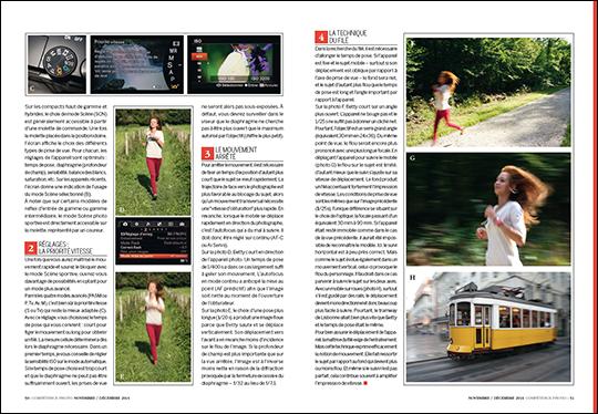 Compétence Photo Numéro 43, en kiosque le 31 octobre 2014