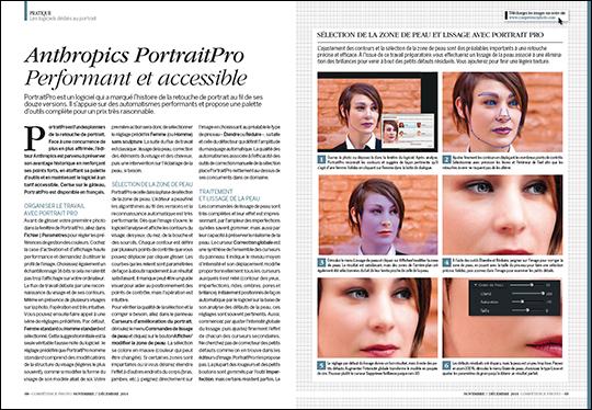 """Téléchargez les photos du dossier """"Portrait : les meilleurs logiciels dédiés"""" (guide pratique) - Compétence Photo n°43"""
