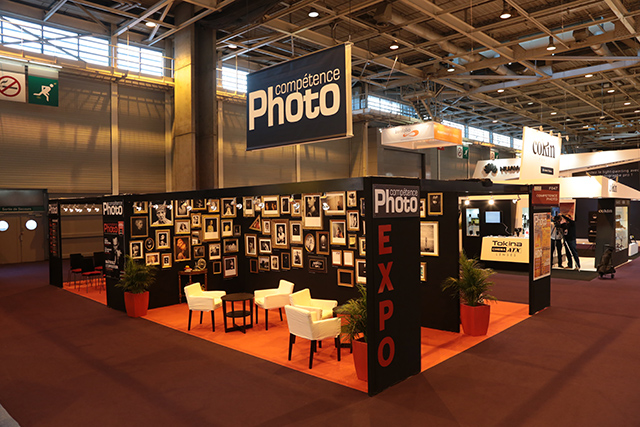 Stand de Compétence Photo au Salon de la Photo 2015