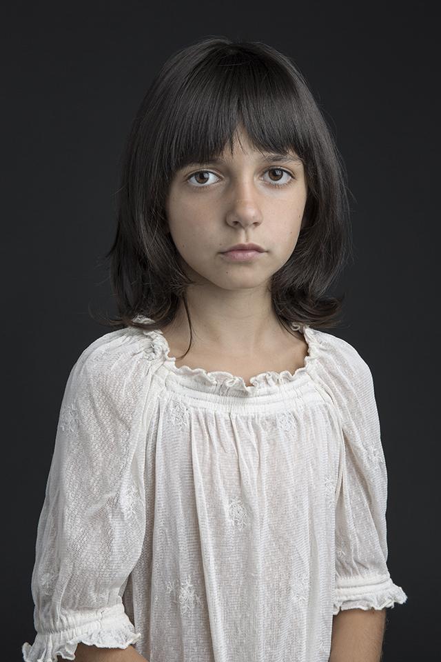 """Les """"Ressemblances intimes"""" de Cécilia Charpentier exposées sur le stand de Compétence Photo"""
