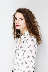 Sophie Cuffia, Premier Prix Photographie des Canson Art School Awards 2015 et Coup de Coeur Compétence Photo
