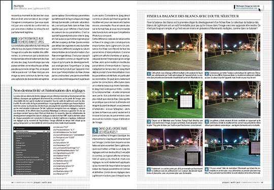 """Téléchargez les photos du dossier """"Bien débuter avec Lightroom"""" (guide pratique) - Compétence Photo n°47"""