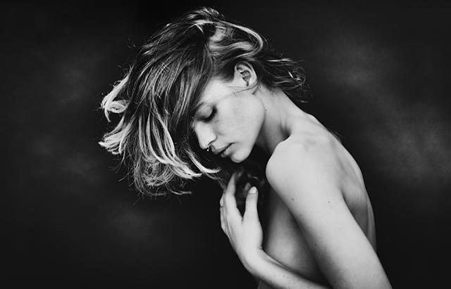Vicky, modèle • Lorenzo Mancini