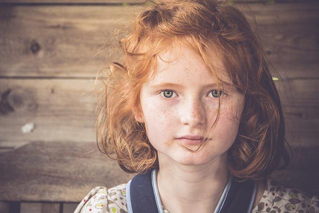 Naëlle, ma filleule • Valérie Sanguinetti