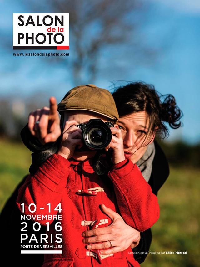 Le Salon de la Photo dévoile les dates et l'affiche officielle de l'édition 2016