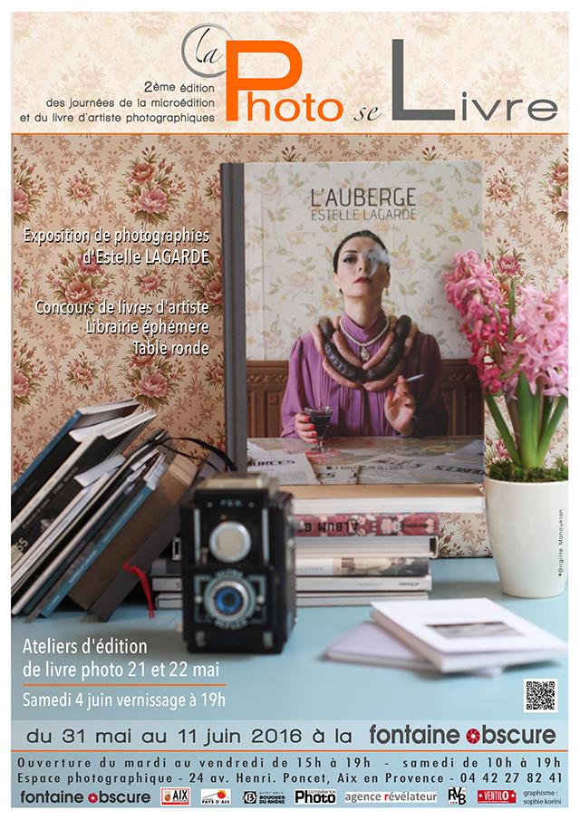 2e édition du festival la Photo se Livre, en partenariat avec Compétence Photo