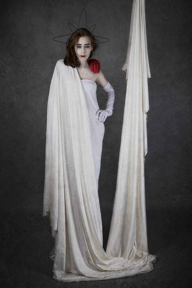 """Votez pour """"Divas et portraits baroques"""" de Claire et Philippe Ordioni aux Zooms 2016 du Salon de la Photo"""