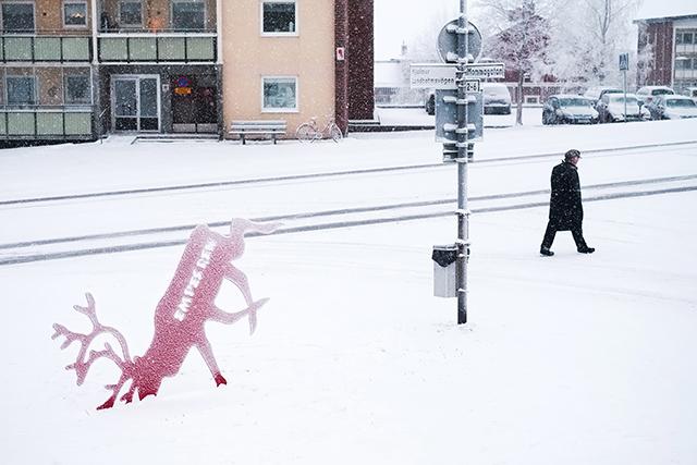 Cyril Abad / Hans Lucas • Saami Résistance