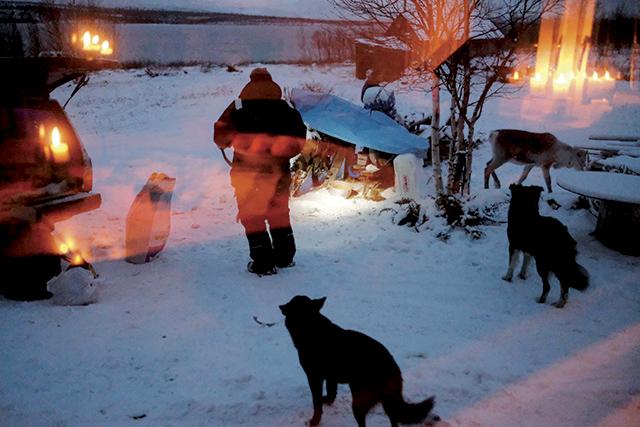 Éric Bouvet • Saami Résistance