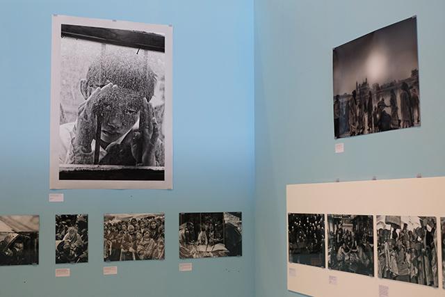 Matthieu Ricard - Visages de paix, terres de sérénité © Gérald Vidamment (Fujifilm X-Pro 2)