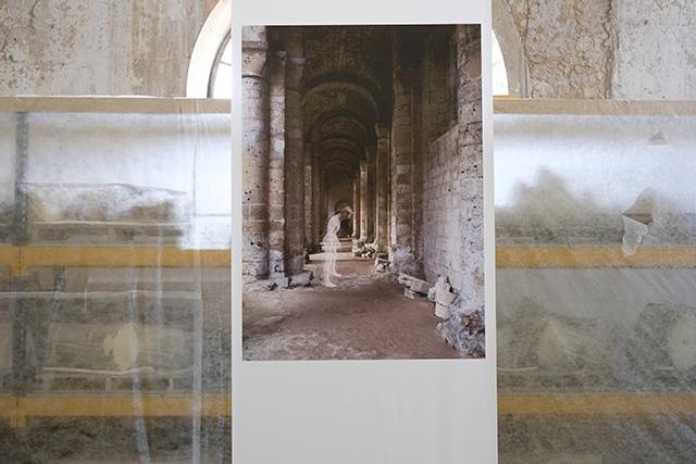 Louis Lafond & les élèves des Gobelins - La guerre à 20 ans © Gérald Vidamment (Fujifilm X-Pro 2)