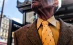 """""""Cravate dorée"""", une photographie de """"Droit à l'image"""", la série racontée par Cédric Roux (5/10)"""