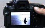 Publicité du reflex Canon EOS 60D