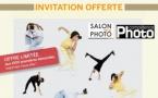 Compétence Photo vous offre votre invitation pour le Salon de la Photo 2018 (places limitées !)