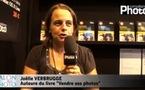 Salon de la photo 2011 • Rencontre avec Joëlle Verbrugge