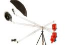 Fabriquer une girafe à parallélogramme pour flash et reflex