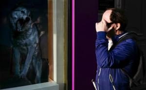 """""""Le malvoyant"""", une photographie de """"Droit à l'image"""", la série racontée par Cédric Roux (9/10)"""