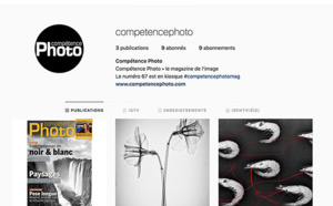Suivez Compétence Photo sur Instagram