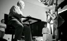 Dans un studio avec Annie Leibovitz