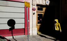 """""""Chaperon jaune"""", une photographie de """"Droit à l'image"""", la série racontée par Cédric Roux (4/10)"""