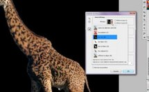 L'outil déformation de la marionnette sous Photoshop CS5