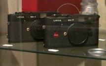 Présentation de la boutique Leica à Montmartre