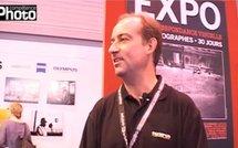 [Vidéo] Salon de la Photo 2010 • Rencontre avec Christophe Valentin, directeur marketing Olympus France