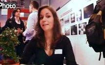 [Vidéo] Salon de la Photo 2010 • Rencontre avec Julie de Waroquier