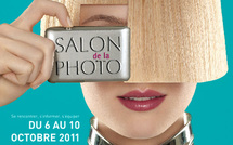 L'affiche officielle du Salon de la Photo 2011