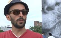 L'artiste JR revisite le quartier du Bronx