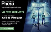 Les faux-semblants, de Julie de Waroquier, en avant-première au Salon de la Photo