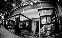 Le montage du stand Compétence Photo au Salon de la Photo 2011 (photos)