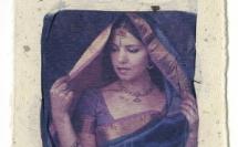 """""""Inde • papier Khadi"""", une photographie de """"Paper Exploration"""", la série racontée par Diane Vo Ngoc (2/10)"""