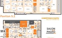 Se rendre au Salon de la Photo (plan PDF et accès)