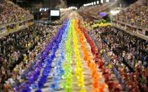Découvrez le Carnaval de Rio en Tilt-Shift