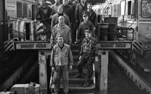Les derniers artisans des trains communistes • Jonas Mercier (série)