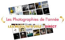 DIRECT • Les résultats des Photographies de l'Année 2012