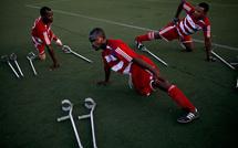 """Corentin Fohlen, lauréat de la catégorie """"Sport"""" des Photographies de l'Année 2012"""