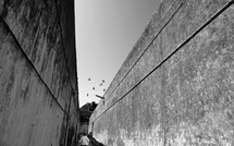 Projection photographique lors des Irréelles de Bordeaux le 6 avril 2012