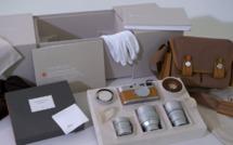 Les coulisses de la fabrication de l'édition limitée Hermès du Leica M9-P