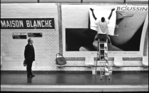 La rue • Rodolphe Sebbah (série noir et blanc)