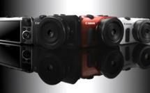 La gamme Canon Eos M débarque sur le marché