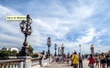Paris in Motion par Mayeul Akpovi