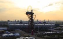 Retour en time lapse sur les Jeux Olympiques 2012